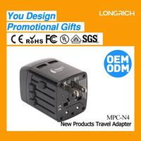 promotional ac dc adapter 11.5v,ac adapter plug types