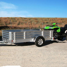 Manufacturers aluminum utility trailer for sale