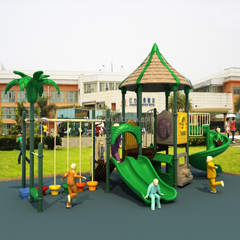 Castle theme polarized Lovely fashionable new design outdoor playground