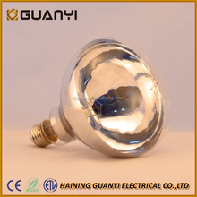 Halogen infrared heating bulb for bathroom light with CE ETL RoHS certificate