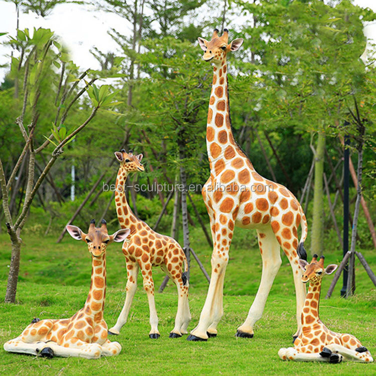 Wooden Giraffe Statue, Wooden Giraffe Statue Suppliers And Manufacturers At  Alibaba.com