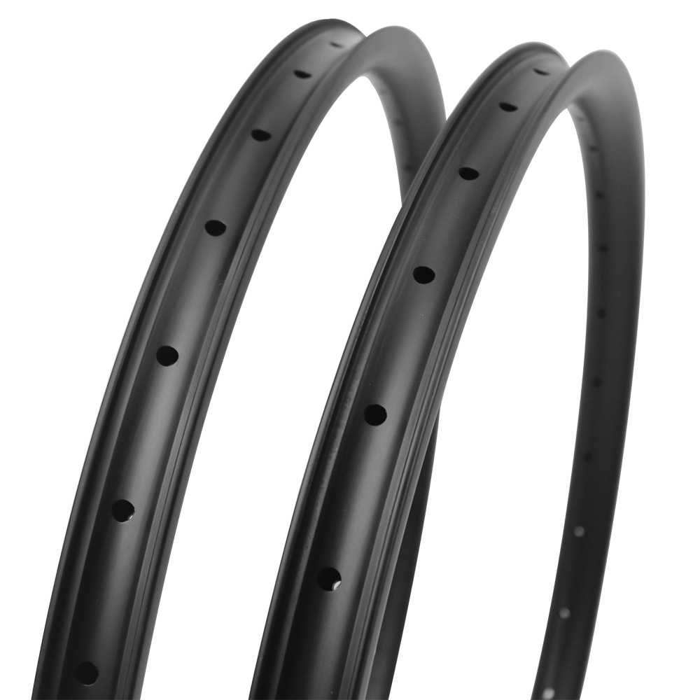 29 inch MTB Flyweight mountain bike carbon rim XC 29er rims mtb carbon for 35mm wide 25mm deep