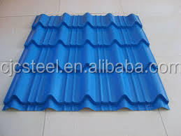 0.7 Mm Thick Aluminum Zinc Roofing Sheet Corrugated Galvanized ...