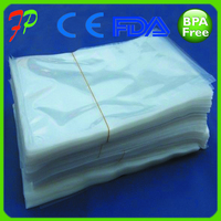 Various Size Clear Plastic Great Sealability Food Packaing Vacuum Bag