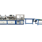 Online Support Full Paper Machine Full Automatic Paper Angle Machine V / W Profile and Notching Corner Guard Angle Board Paper Safe Corner Making Machines