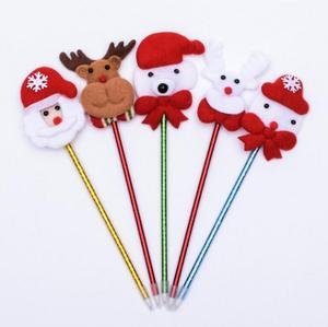 factory wholesale 2018 new arrived christmas pen for kids Christmas gift