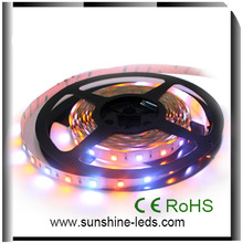 smd 5050 DC12/DC24 double white led strip with driver