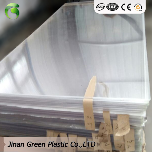 Jinan Factory Cell Cast Acrylic Sheet Acrylic Swimming Pool