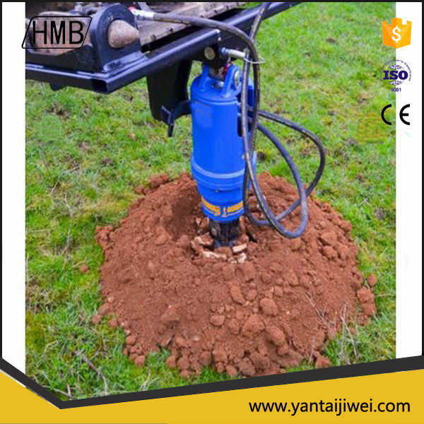HMB Hydraulic auger drive Power head, drilling and auger