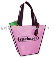 Trapezoid Recyclable TNT shopping bag