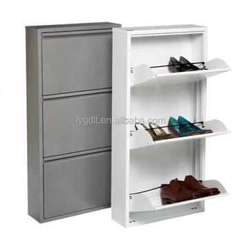 Wall Mounted Shoe Storage.Wall Mounted Shoe Rack Shoe Storage Metal Footwear Cupboard 3 Drawer Display Cabinet Buy Wall Mounted Shoe Rack Shoe Rack Cabinet 3 Drawer Shoe