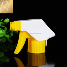professional supplier size 28/410 any color spray head plastic soap foam trigger sprayer pump for bottles