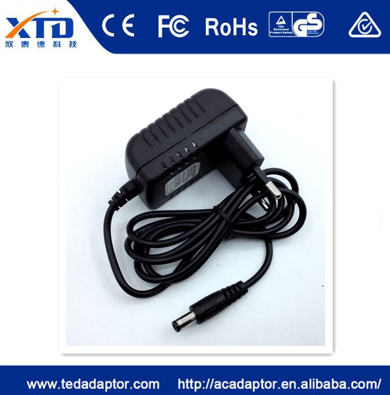Professional adaptor 6W ac dc 6v 300mA switch power supply <strong>adapter</strong>