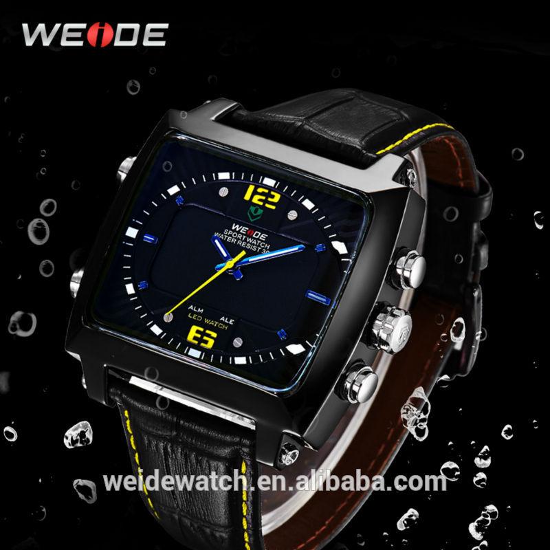 0b81afcf09b Weide wh2308b-3 relógios de marca