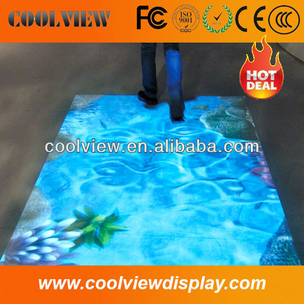 206 effects interactive floor kids game with projector Free shipping