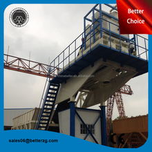 Building Works 25m3 mobile concrete batching plant price