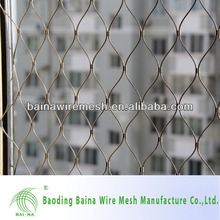 Stainless Steel Factory Supply Anti Burglar Mesh