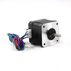 Nema 17 12 볼트 dc motor electric stepper motor 와 cable 선