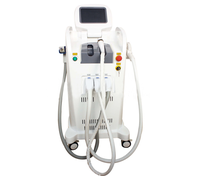 Hottest Selling Professional OPT Ipl Hair Removal /OPT laser nd yag rf multifunction beauty salon machine