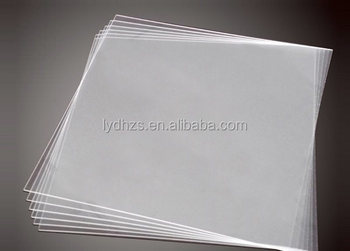 Plastic Pmma Extruded Acrylic Sheet For Photo Frame