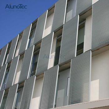 Aerofoil Sun Control Aluminum Sun Louver Buy Aerofoil