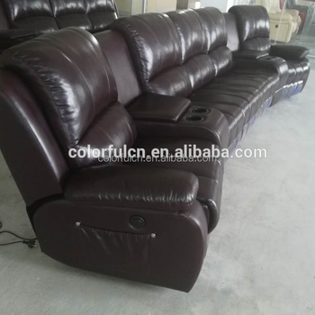 Lazy Boy Chair >> Genuine Leather All Electronic Power Home Theater Seating Lazy Boy Chair Recliner Ls601 5 Buy Home Theater Seating Lazy Boy Chair Recliner Easy