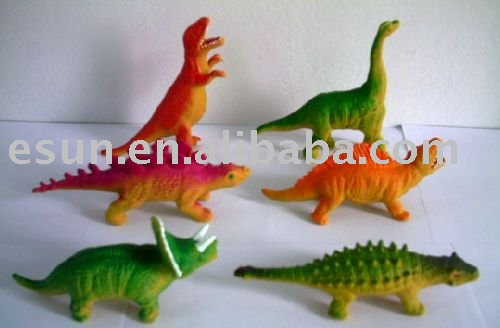 Enviroment friendly animal plastic PLA for kid toy