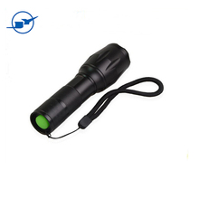 1600Lm Zoomable XM-L T6 LED Fast Track Flashlight Torch Zoom led flash light Power Flashlight Torch