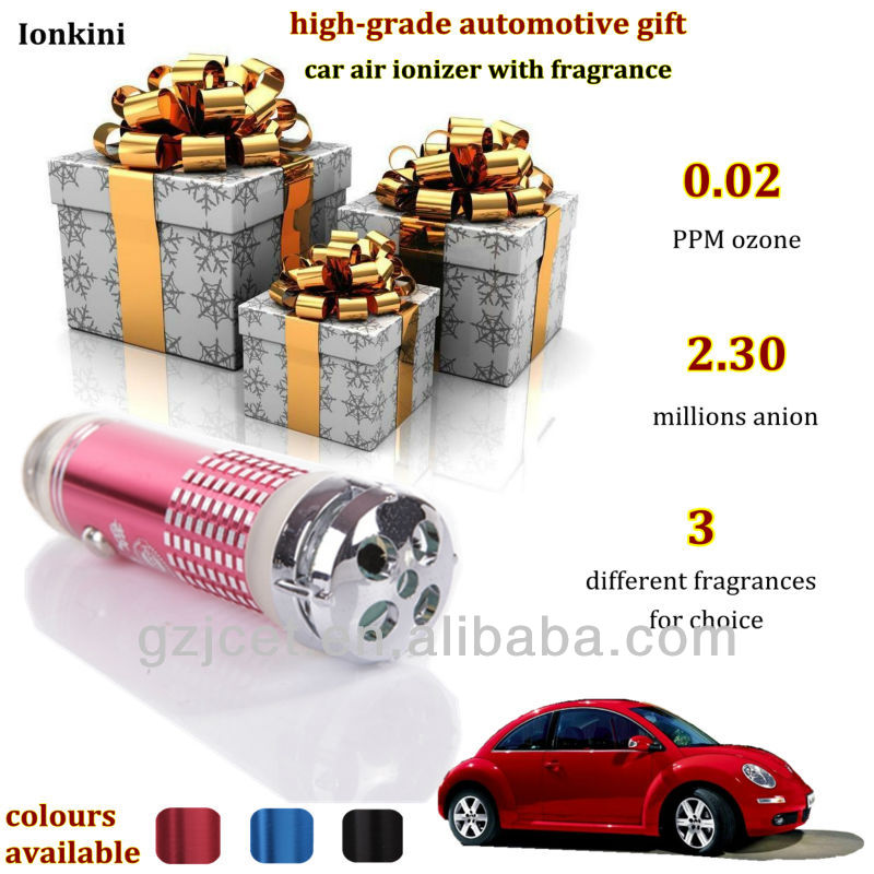 2013 hot quality products corporate promotional <strong>gift</strong> (mini aroma diffuser + car air purifier)