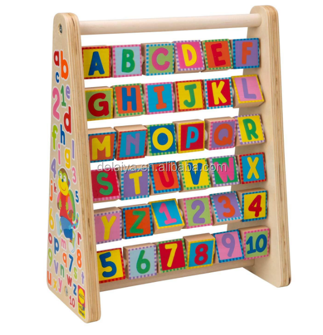 Toys Little Hands ABC 123 First Words