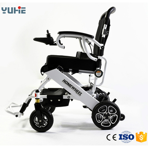 4 wheel drive light weight wheelchair for old people
