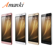 Auf Lager! Smart Handy Android 5.1 MTK6580 Quad Core 1,3 Ghz Dual SIM 6 zoll WCDMA Handy