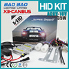Super bright 32000Lifespan hid xenon headlight, helios hid xenon kit, 35W h4 bi xenon hid kits canbus x3 , BAOBAO Lighting