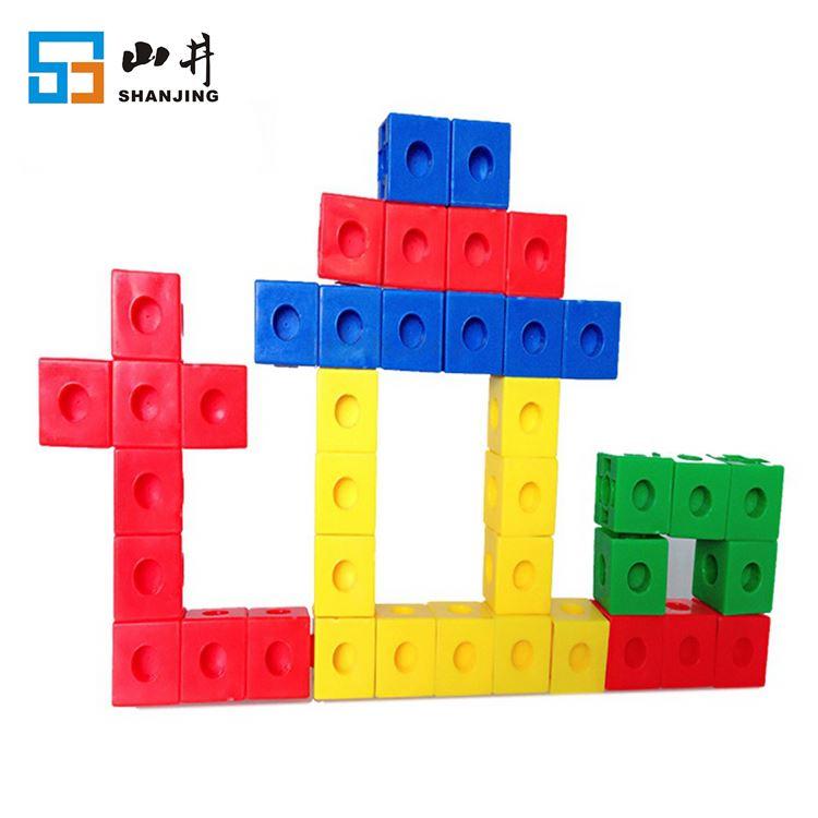 Amazon meilleure vente écologique réutilisable magnétique blocs de construction jouets