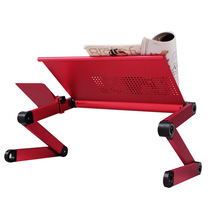 Innovation ergonomic laptop stand which can Changed any shape like a Transformer