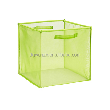 Incroyable Mesh Pop Up Storage Cube Organizer