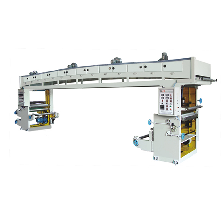 GF Model Medium/High Speed PLC Control Solvent BOPP/CPP/PE/PET/NYLON/PAPER/Aluminum Foil Dry Laminating Machine