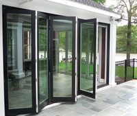 China supplier aluminum doors and windows