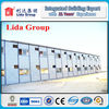 Lida 2015 Prefab building steel structure warehouse with drawing