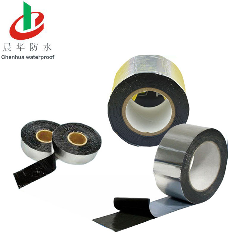 Self Adhesive Asphalt Bitumen Waterproofing Sealing Aluminium Flashing Roofing Construction Building Material Membrane Tape Buy Flashing Membrane Asphalt Roofing Adhesive Tape Roofing Flashing Tape Product On Alibaba Com