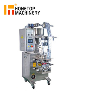 machine for packaging fruit pulp