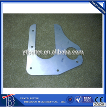 aluminum / stainless steel / mild steel chrome plated sheet metal fabrication