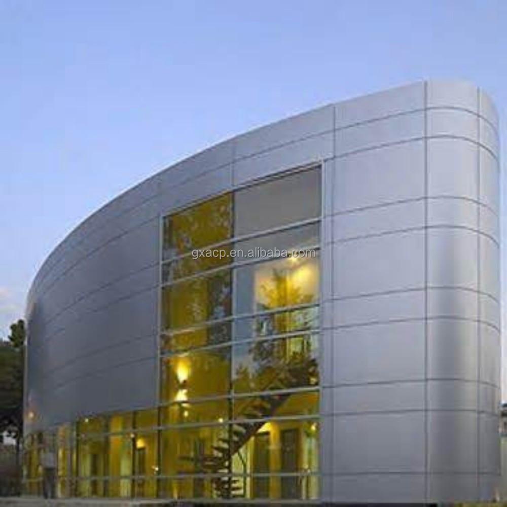 4 미리메터 5 미리메터 6 미리메터 알루미늄 복합 패널 벽 클래딩 ...