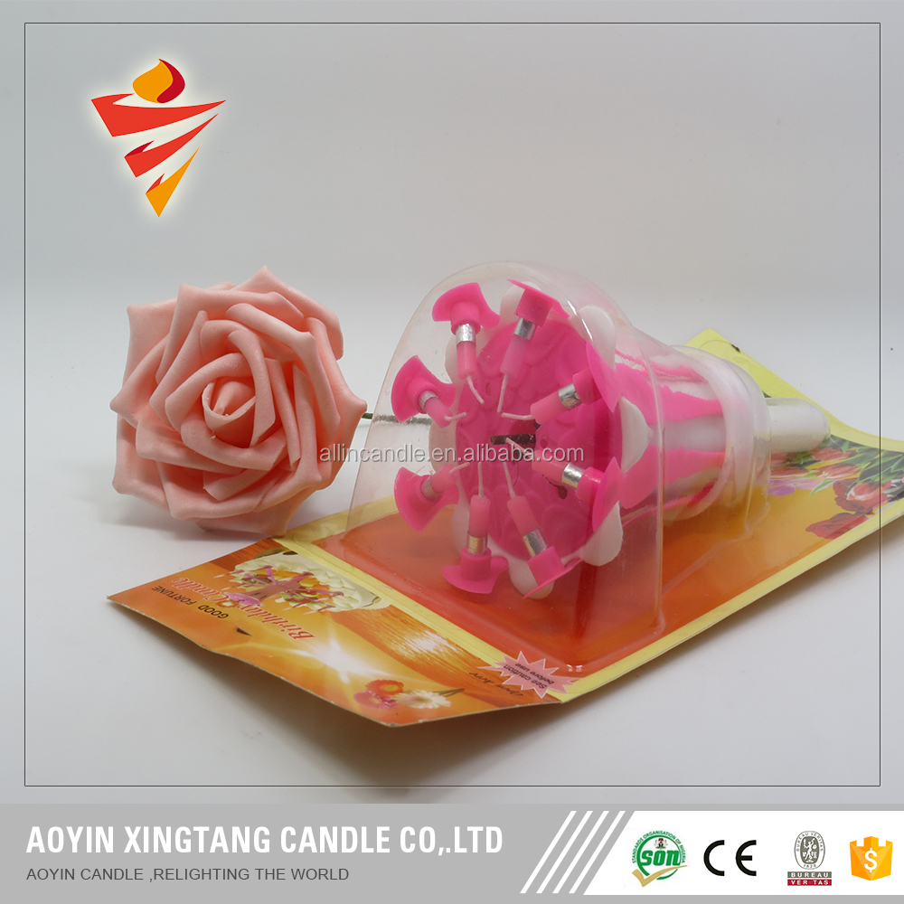 Walmart Online Shopping Flower Birthday Candles