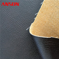 High Quality Embossed PU Imitate Microfiber Sofa PU Leather, Shoes, Bags