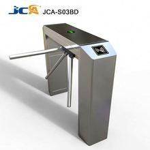 Excellent Quality Smart Half Height Turnstile,Rotary Turnstile Gate,Finger Print Gate Access Control
