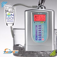 IT-636 iontech brand Taiwan home appliances alkaline water ionizer