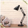 Modern Study Table Lamp Hotel Decorative Light Cool Design Folding Desk Lamp E27