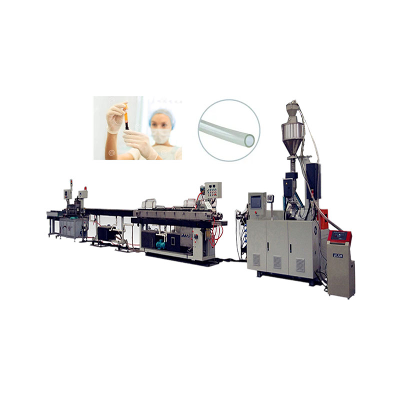 Fully Automatic PVC Medical Soft Pipe Extruding Machine