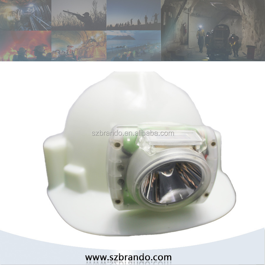 tuv approved explosion proof 6.8Ah led lamp for miners